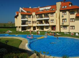 Oasis Beach Apartments Kamchia, хотел в Камчия