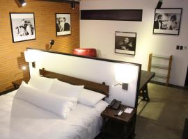 Alfonsina Hotel Boutique, hotel perto de Aeroporto Internacional Viru Viru - VVI, Santa Cruz de la Sierra