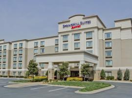 SpringHill Suites by Marriott Charlotte / Concord Mills Speedway, hotel in Concord