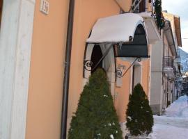 Hotel Il Tiglio, hotel in Castel di Sangro
