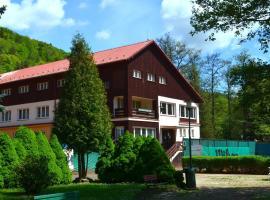 Sport Hotel Gejzirpark, hotel in Karlovy Vary