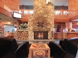 Fireside Inn & Suites Gilford, hotel v destinaci Gilford