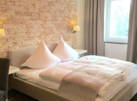 Hotel Achilles, hotel Kirkelben