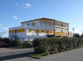 Première Classe Perpignan Nord, hôtel  près de: Aéroport de Perpignan - Rivesaltes - PGF