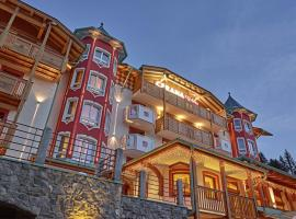 Cerana Relax Hotel, hotel in Madonna di Campiglio