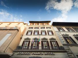 Strozzi Palace Hotel, hotel in Duomo, Florence