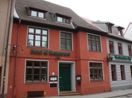 Norddeutscher Hof, hotel in Stralsund