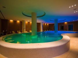 Hotel Villa Ricci, hotel en Chianciano Terme