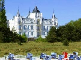 Usedom Palace, Hotel in Zinnowitz
