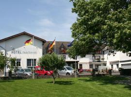Hotel Haus Sonneck, Hotel in der Nähe von: Nürburgring, Kelberg