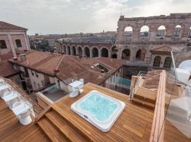 Hotel Milano & SPA***S, struttura con onsen a Verona