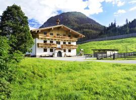 Wieslbauer, Ferienwohnung in Flachau