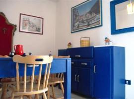Casa Carolina, serviced apartment in Agropoli