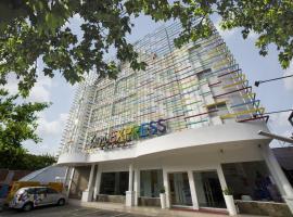 Zuri Express Hotel Pekanbaru, hotel in Pekanbaru