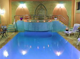Residence Hotel Assounfou, hotel in Marrakesh