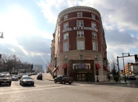 Boston Hotel Buckminster, hotel in Fenway Kenmore, Boston