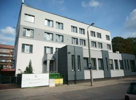 Hotel Vega – hotel w pobliżu miejsca Słowiński Park Narodowy w mieście Lębork