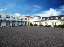 Hotel Fruerlund, hotel i nærheden af Flensborg Havn, Flensborg