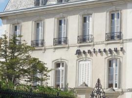 Hotel Montsegur, hotel near Memorial House (Maison des Memoires), Carcassonne