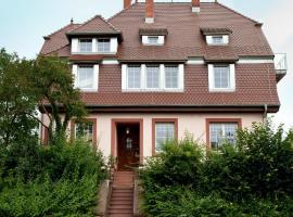 Wohnen im alten Pfarrhaus, golf hotel in Herbolzheim