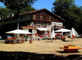 Albergo Generale Cantore - Monte Amiata, отель в городе Аббадия-Сан-Сальваторе