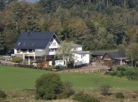 Ginsberger Heide, Hotel in Hilchenbach
