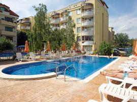Paloma Hotel, отель в городе Солнечный Берег