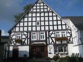 Pension Hampel, hotel near Nordenau Ski Lift, Schmallenberg