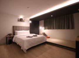 Hotel Muri, motel in Busan