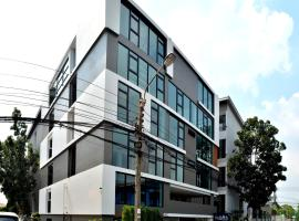 Fullrich Residence, hotel near Central Festival EastVille, Bangkok
