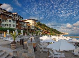 Комплекс Райска градина, хотел в Свети Влас