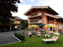 Haus Senoner, romantic hotel in Kitzbühel