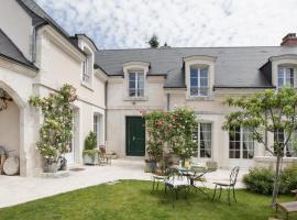 La Maison du Carroir, boutique hotel in Blois