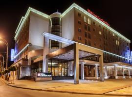 Hilton Garden Inn Krasnodar, отель Hilton в Краснодаре