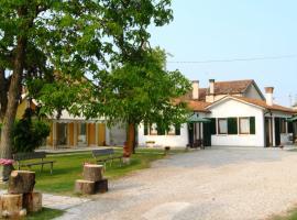 Villa Olanda, hotel en Mira