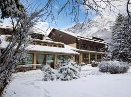 Palace Hotel Wellness & Beauty, hotel in Bormio
