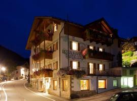 Hotel Restaurant Pardeller, hotel a Nova Levante
