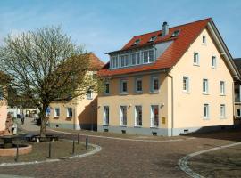 Ferienwohnungen Schmider am Sonnenplatz, hotel dicht bij: Europa-Park Hoofdingang, Rust