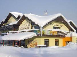 Hotel Centrum Harrachov, отель в Гаррахове