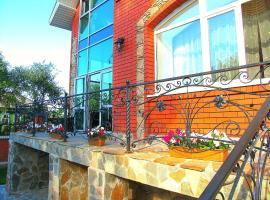 Cottage na Zelenom, отель в Екатеринбурге