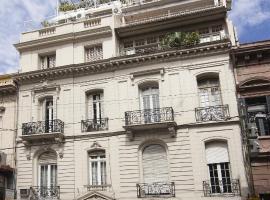 Leonardo Da Vinci Residence, apart-hotel em Buenos Aires