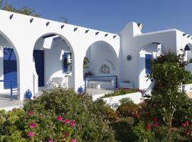 Bungalows Marina, pet-friendly hotel in Naousa