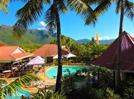 Hotel Koniambo, хотел в Коне