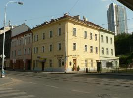 Beta Pension, Bed & Breakfast in Prag