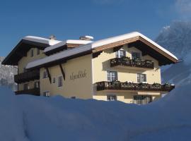 Gästehaus Alpenblick, guest house in Lermoos