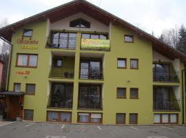 Willa Stenia Center Apartamenty – hotel w Wiśle