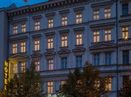 Myer's Hotel Berlin, hotel near Memorial of the Berlin Wall, Berlin