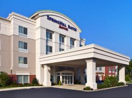 SpringHill Suites Long Island Brookhaven, hotel en Bellport