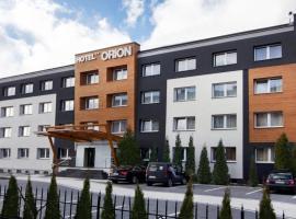 Hotel Orion, hotel in Sosnowiec