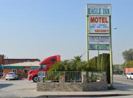Eagle Inn Motel, motel in Long Beach